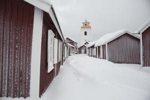 Gammelstads Kyrkstad och Nederluleå Kyrka